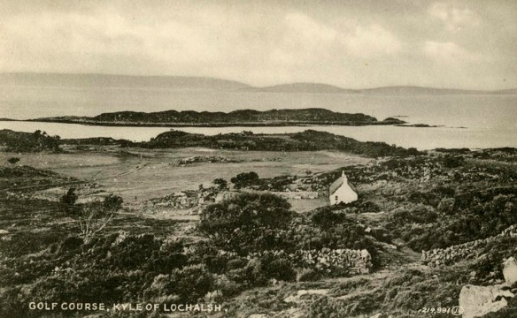 Kyle of Lochalsh Golf Course 1931