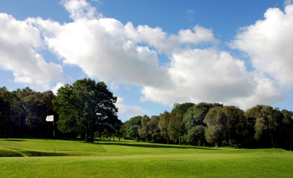 The ninth at Stocksfield
