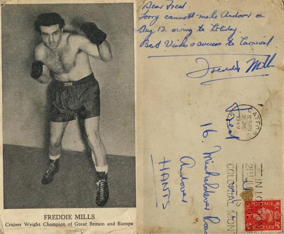 Freddie Mills