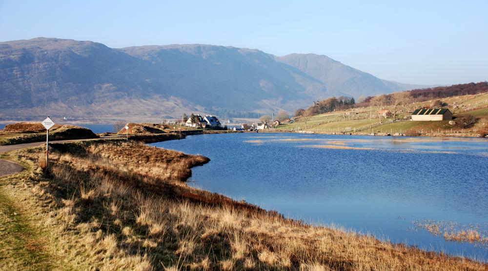 Loch a Mhuilinn - Applecross