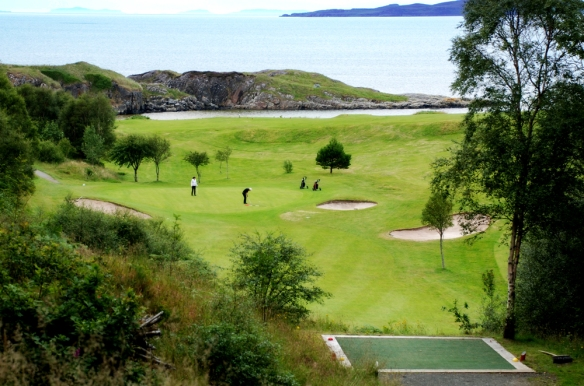 Gairloch Golf Course 2012