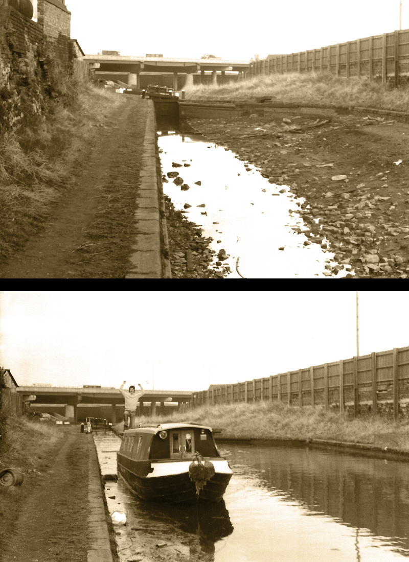 Oldbury Locks