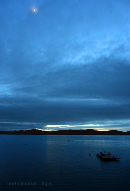 Remains of the day - Arisaig