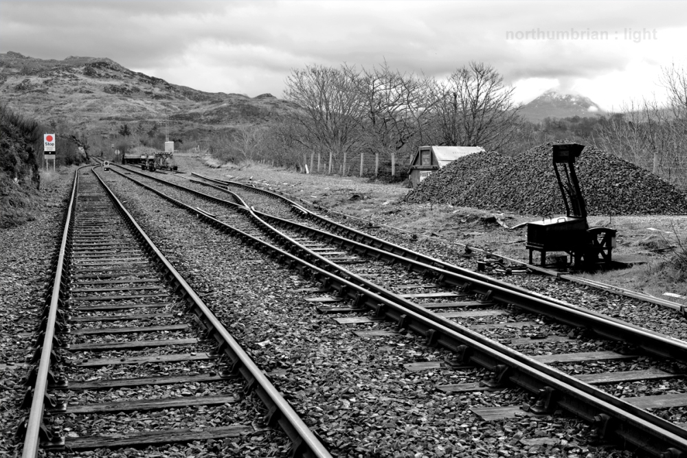 Arisaig Station