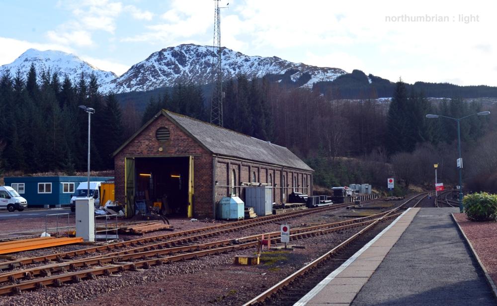 Crianlarich Station