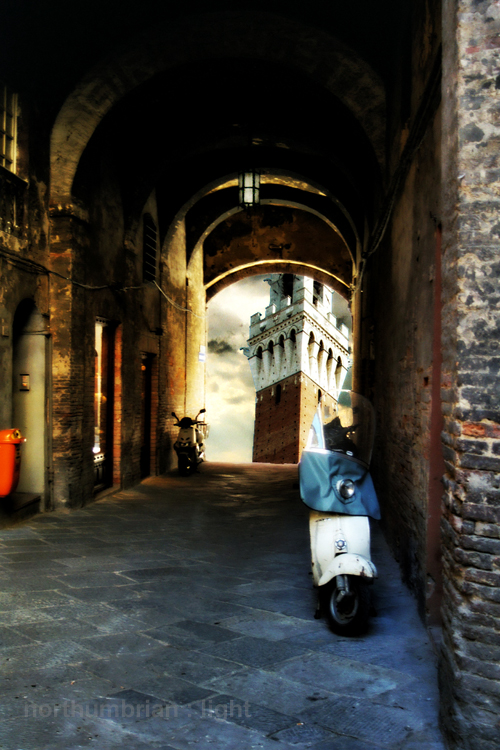 Surreal Siena
