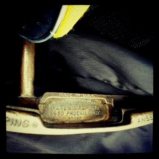 My 45 year old brass putter - will it work today, probably not.