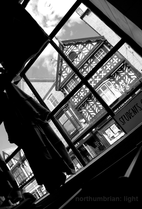 Black and White Nantwich