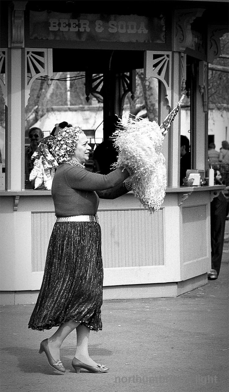 Battery Park Dancer