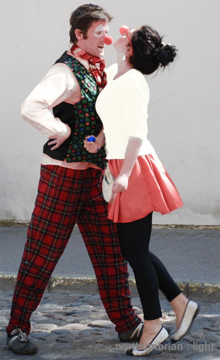Tallinn street theatre - dance