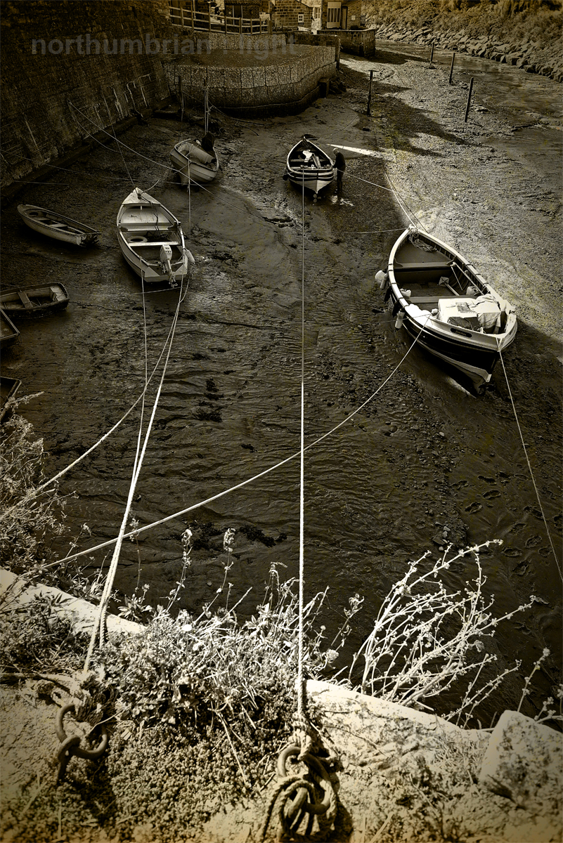 The river - Staithes