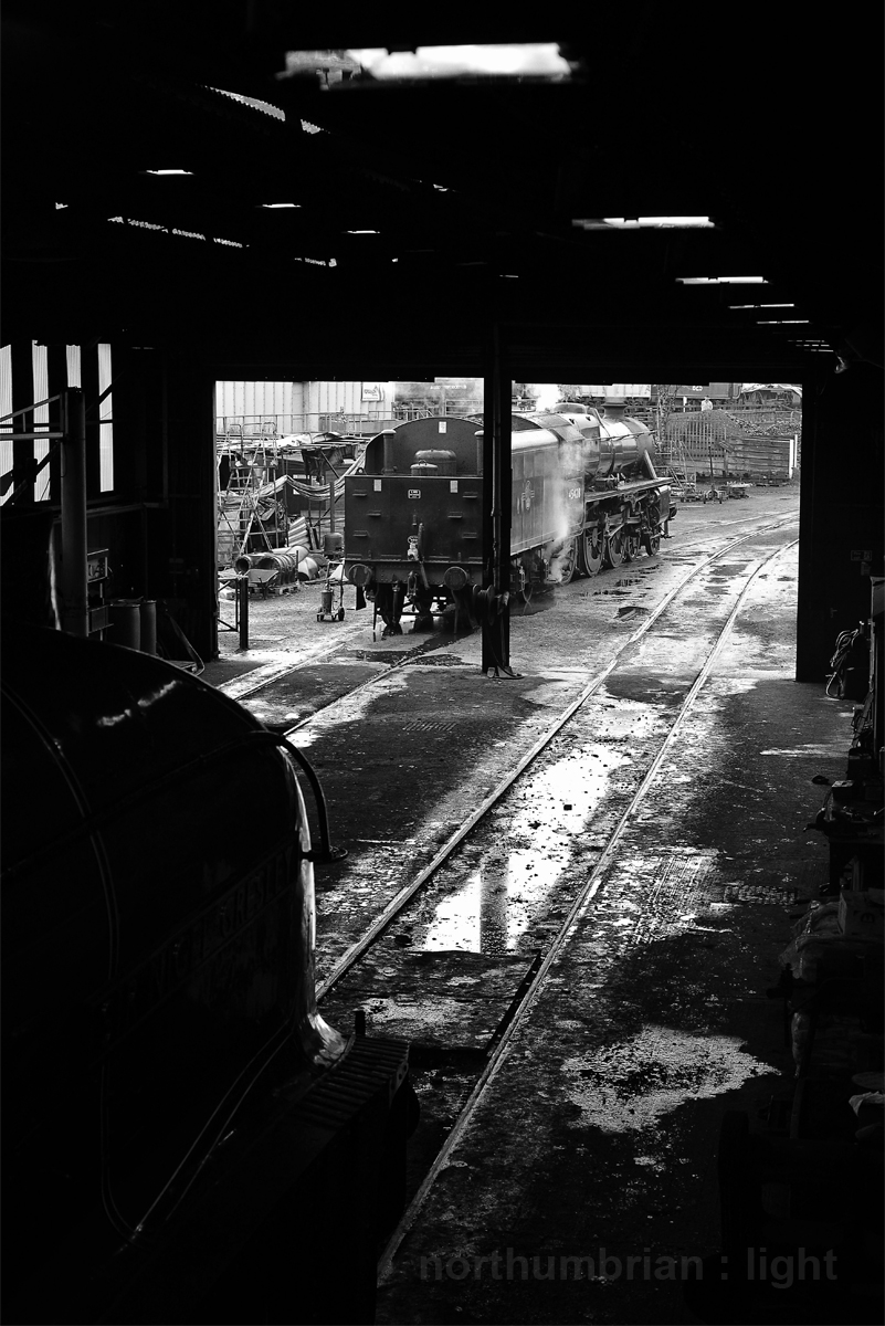 Grosmont Shed
