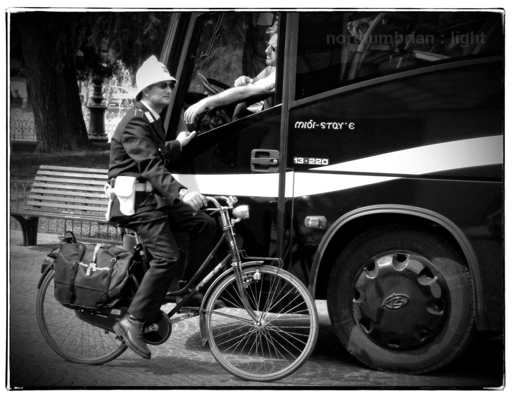 Verona policeman
