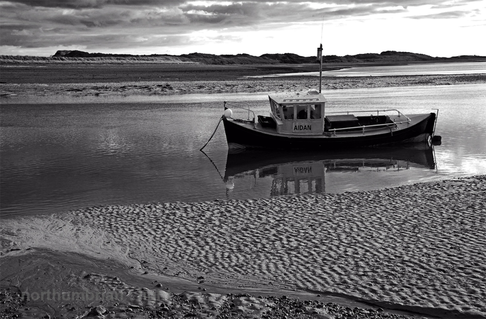 On the sands at Ravenglass