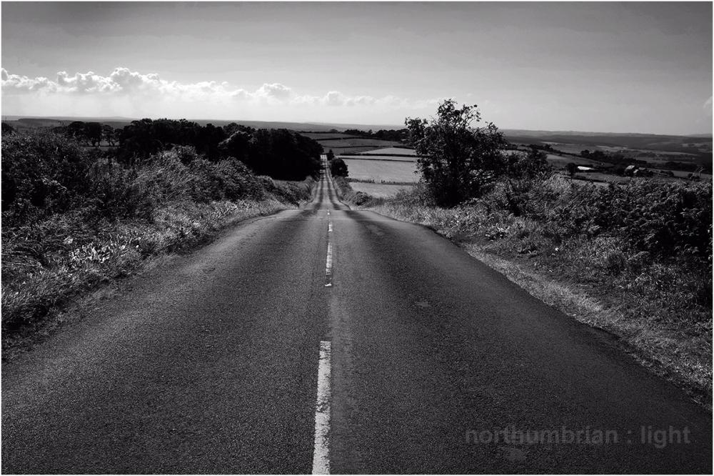 Unwinding road