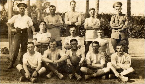 All Nations football team