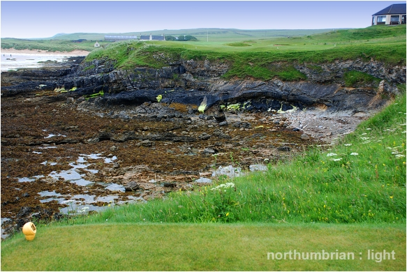 The eighteenth at Durness