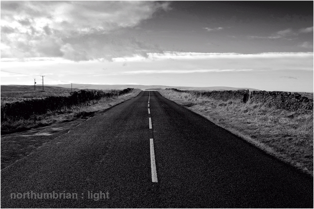 Lonesome road ...