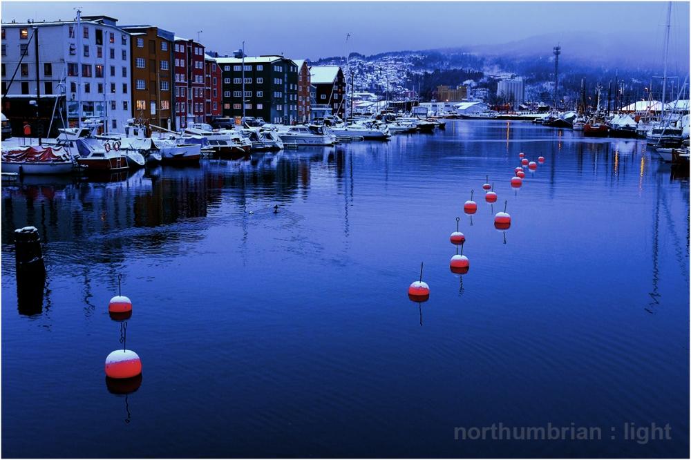 Trondheim ...