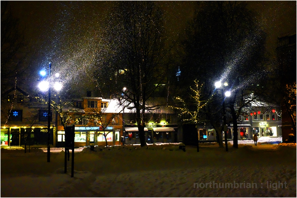 Tromso ...