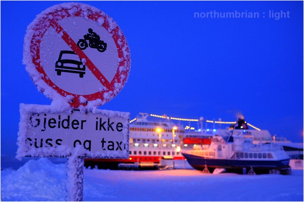 MS Finnmarken ...