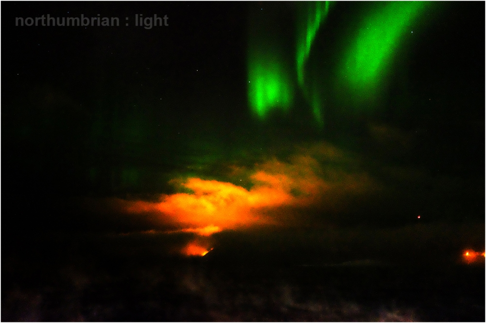 Northern lights at ...