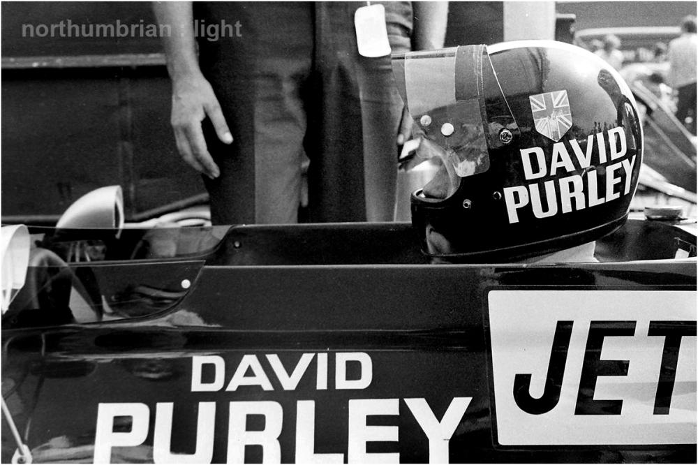 David Purley ...