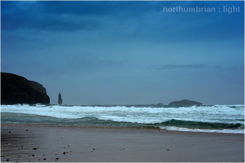 Sandwood Bay ...