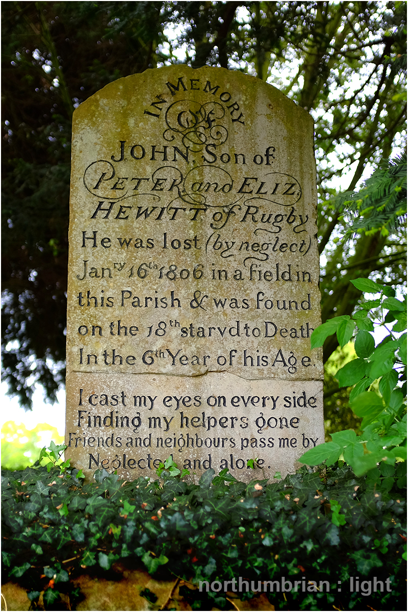 ... of John Hewitt