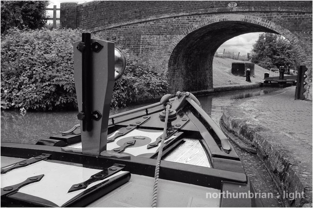 ... at Bridge 77 on the Shropshire Union