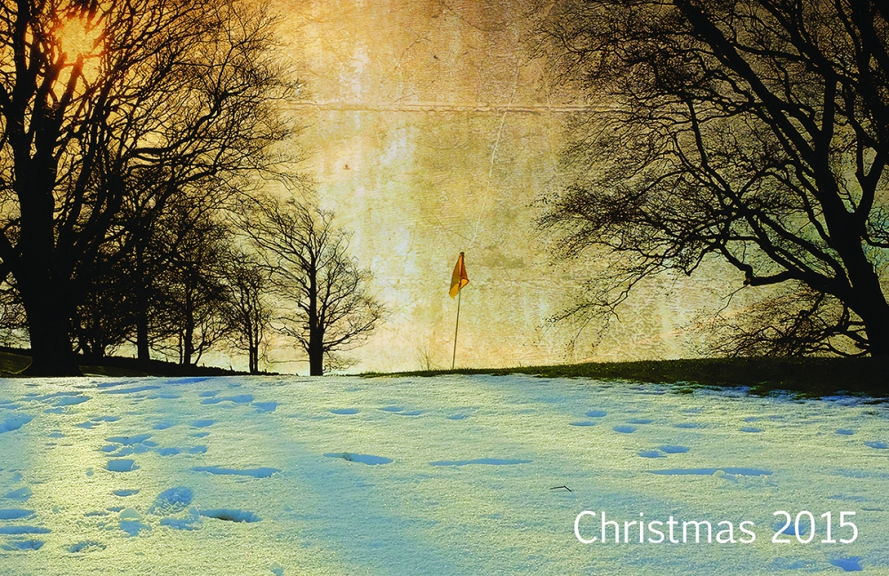 Christmas card ...