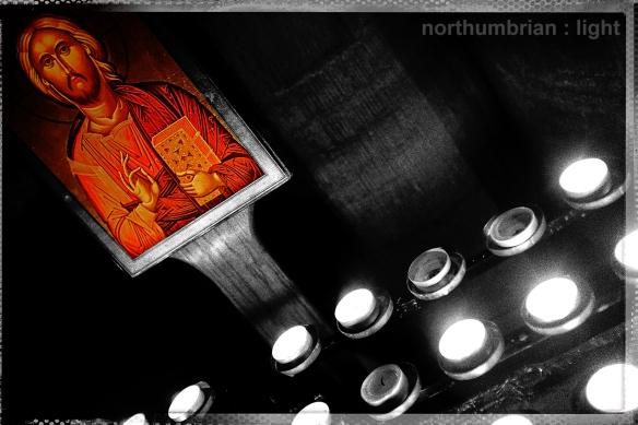 Prayer candles ...