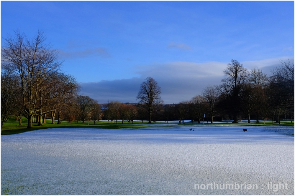 Hexham Golf Club ...