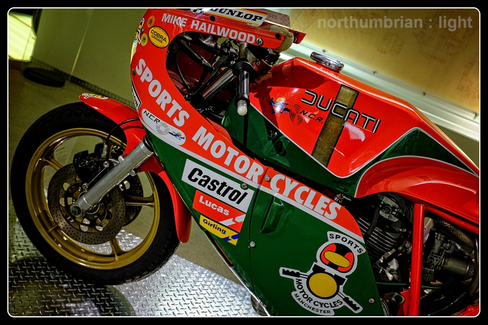 Mike's Bike ...