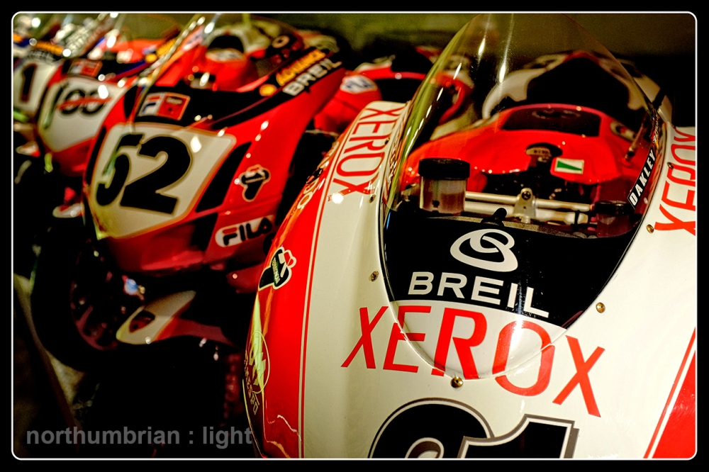The Superbikes ...