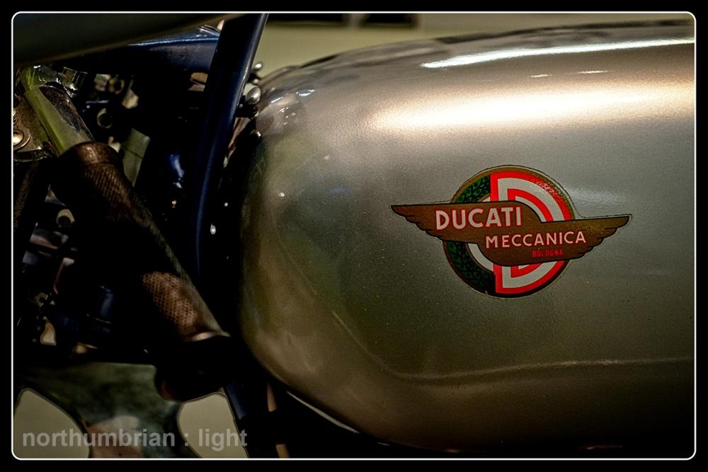 Ducati Museo ...