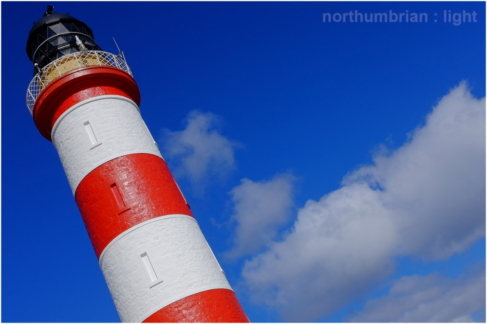 To the lighthouse ...