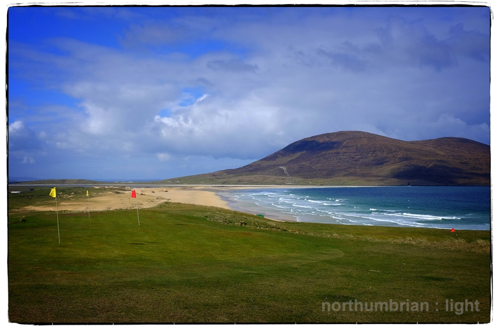 The Isle of Harris Golf Course ...