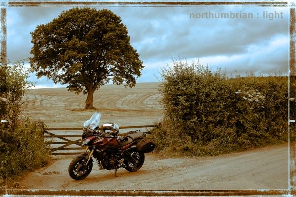 Dusty roads ...