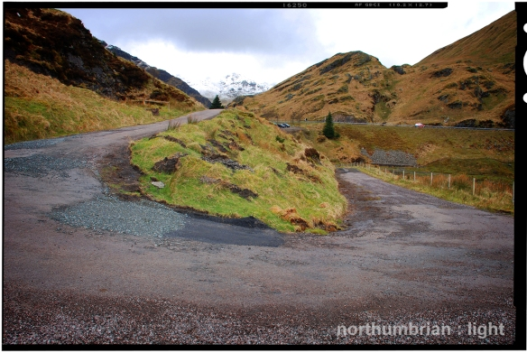 The hairpin ...