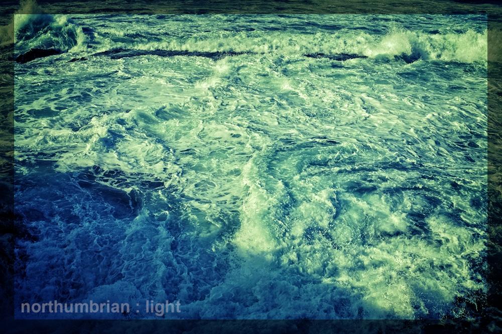 White water ...